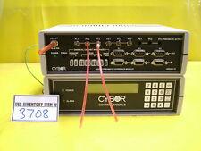 Cybor ADS660-00 Control Module Pneumatic Interface ADS660-12 Used Working