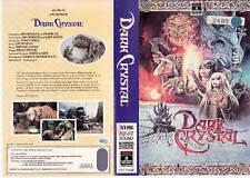 DARK CRYSTAL (1983) VHS