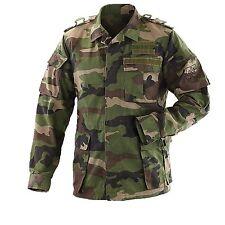 Genuine Czech Slovakian Army M97 Unlined Woodland Camo Field Jacket GRADE 1
