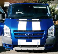 Transit Sport Premium Bonnet Stripes - Adhesive Graphics