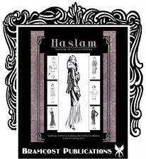 c1931 Haslam Pattern Making Book #7 (Sewing Drafting)