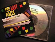 "LAST POETS ""FREEDOM EXPRESS"" - CD"