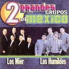 Mier, Los-2 Grandes Grupos De Mexico CD NEW