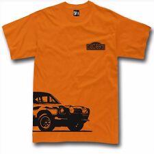 Tshirt for Ford Escort mk1 fans Rally legent rs2000 classic car T shirt