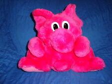 "Kodak Kolorkins Kitzi 10"" Pink Vintage Plush Kolorkin"