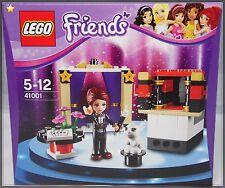LEGO Friends 41001 vies magico show mia CONIGLIETTI CILINDRO zaubeschrank NUOVO
