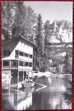 Trentino Alto Adige – Val Badia lago e ristorante -9533