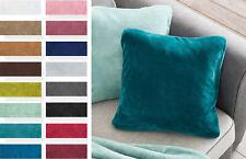 Gözze Kissenhülle Kissenbezug Premium Cashmere Feeling 50 x 50 cm in 16 Farben