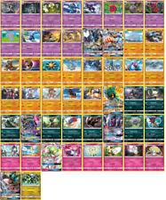 Pokemon Sonne und ond - Nacht in Flammen 51-100 Einzelkarten - zum aussuchen