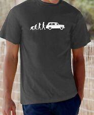 Evolution des Menschen, Austin FX4 Taxi T-Shirt