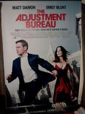Cinema Banner: ADJUSTMENT BUREAU, THE 2011 Matt Damon