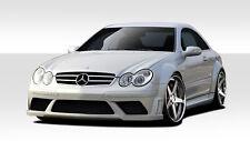 03-09 Mercedes CLK Black Series Look Duraflex 9 Pcs Full Wide Body Kit!!! 109740