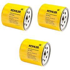 3 Pk OEM Kohler Oil Filters For 25 050 34 S, AM101207, 042366, 220-1523 5205002S