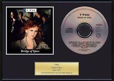 T'PAU - Framed CD Presentation Disc Display