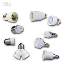 Adaptador Del Zócalo De Lámpara GU10 E27 G9 E14 media luz socket Montura