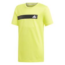 Adidas Kids Young Boys Tshirt Cool Tee Training Fashion Lifestyle DV1359