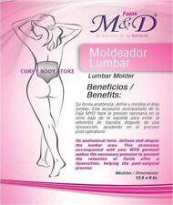 ABDOMINAL COMPRESSION FLAT LIPO BOARD FAJAS M&D MLE-003 LUMBAR MOLDEADORA