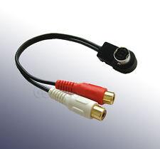 ALPINE Ai-net  receiver to RCA adapter ref KCA-121B