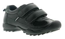 Rockstorm Danny Boys Kids School Shoes Black