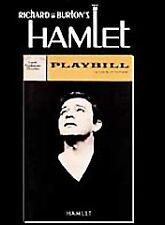 Hamlet DVD, With Multipage Booklet, Very Good, Richard Burton, Sir John Gielgud