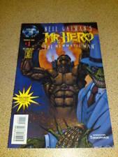 (TEKNO) MR HERO - THE NEWMATIC MAN #1  March 1995