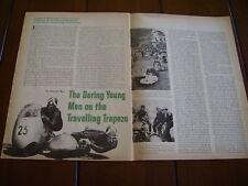 1959 SIDECAR RACE  ***ORIGINAL ARTICLE***
