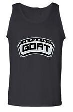 "Gregg Popovich San Antonio Spurs ""GOAT"" Shirt TANK-TOP"