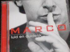 MARCO BORSATO - LUID EN DUIDELIJK (2000) Binnen, Zonder jou, Tegenpolen, Zomaar