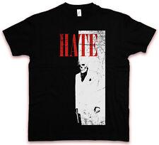 HATE FACE HC HATE COUTURE T-SHIRT Al Tony Pacino Mafia Montana Scarface T Shirt