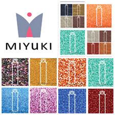 1200 Miyuki Delica #11 Glass Seed Beads 11/0 Lots 7.2Grams Iris Matte Opaque mi