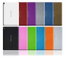 Fibra de carbono piel Adhesivo Para Htc Google Nexus 9 Tablet calcomanía Wrap Funda
