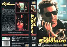 TOTAL EXPOSURE (1992) VHS