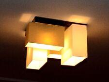 Lámpara Techo De Diseñador Milano B2/2 Diseño Nuevo Pantalla Original