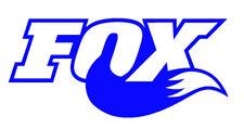 Fox Racing Logo Sticker Race Track Decal Car Truck Window Wall RV Laptop & Phone