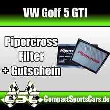 VW Golf 5/V GTI 2.0 | Pipercross Sportluftfilter/Tauschfilter