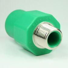 PPR Aqua Plus, Kupplung Aussengewinde 20 - 40 mm Fusiotherm Schweißtechnik