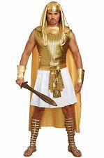Brand New Egyptian Warrior Pharaoh Ramses Adult Costume