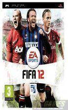 FIFA 12 GIOCO NUOVO PER SONY PLAYSTATION PORTABLE PSP EDIZIONE ITALIANA PAL ITA