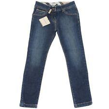 8461L jeans bimba BURBERRY pantaloni pants trousers kids