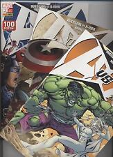 AVENGERS vs. X-MEN (deutsch) AVX # 1 + VARIANT-COVER-EDITION 1 + 2 - PANINI 2012
