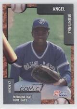 1992 Fleer ProCards Minor League #3210 Angel Martinez Toronto Blue Jays Card