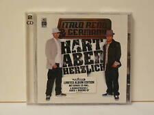 ITALO RENO & GERMANY - HART ABER HERZLICH 2-CD 2004 Curse Kool Savas LIMITED EDT
