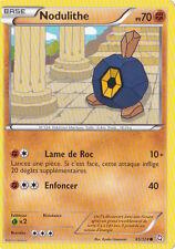 Nodulithe -Noir & Blanc- Dragons Exaltés - 65/124 -Carte Pokemon Française Neuve