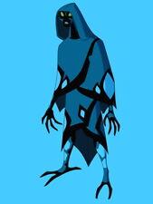 Ben 10 Big Chill Alien Cartoon TV Series Art Giant Wall Print POSTER