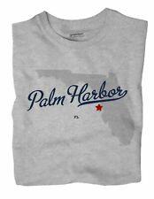Palm Harbor Florida FL Fla T-Shirt MAP