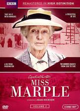 Miss Marple: Volume Two DVD FREE SHIPPING!!