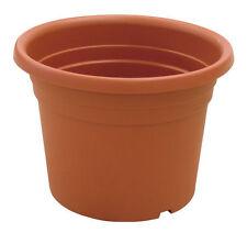 "Vaso tondo plastica per piante fiori esterno interno giardino ICS mod.""Dahlia"""