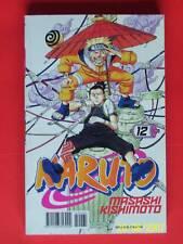 NARUTO- SERIE NERA-  N° 12- DI:MASASHI KISHIMOTO- MANGA PANINI COMICS