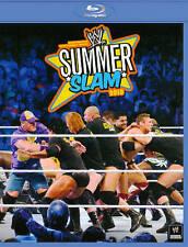 WWE: Summerslam 2010 (Blu-ray Disc, 2010) Sealed