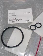 NEW VAT VACUUM 241080 SEAL KIT PNEUMATICS O-RING FOR SERIES 26 HV ANGLE VALVE
